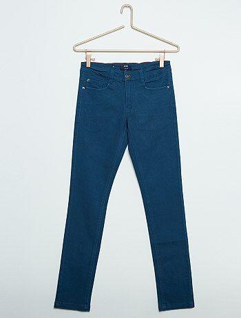 Jean stretch skinny 5 poches - Kiabi