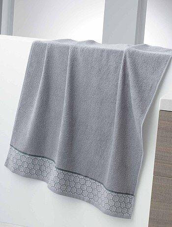 Maxi drap de bain 150 x 90 cm 450gr - Kiabi