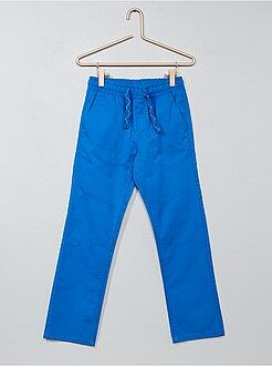 Pantalon - Pantalon en twill - Kiabi