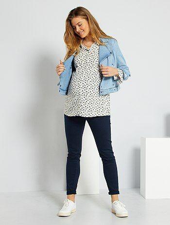 Pantalon skinny de grossesse - Kiabi