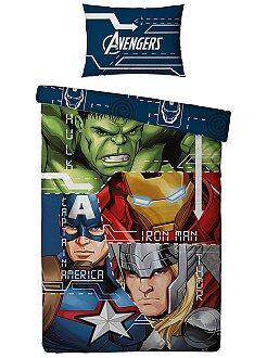 Parure de lit 'Avengers' de 'Marvel' - Kiabi