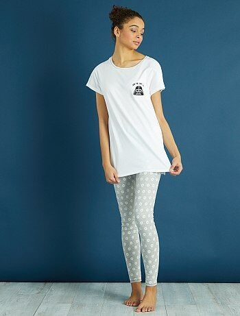 Pyjama long 'StarWars' - Kiabi