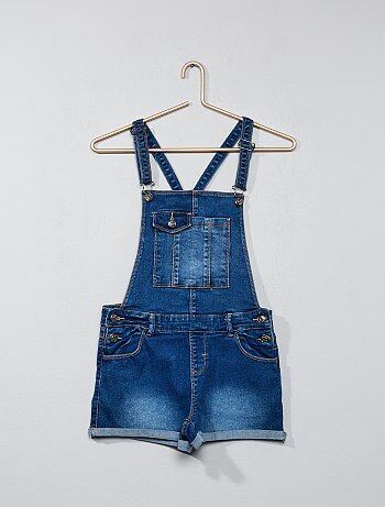 Salopette en denim - Kiabi