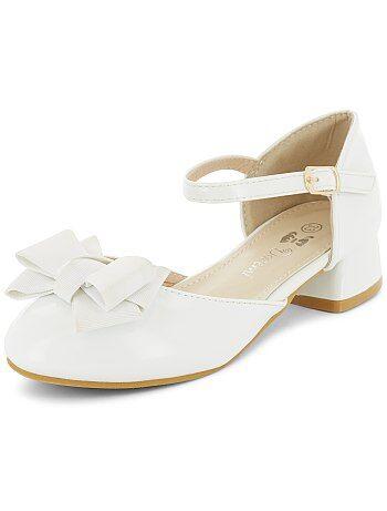 Sandales à talon - Kiabi