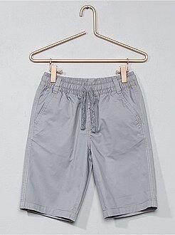 Garçon 3-12 ans - Short en coton twill - Kiabi