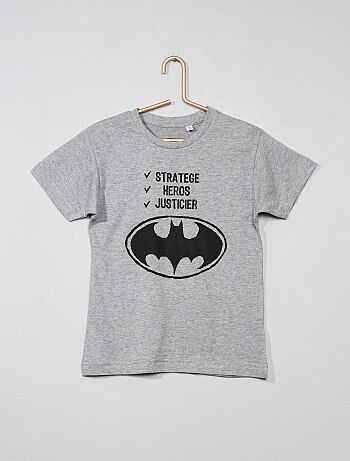 T-shirt 'Batman' de 'DC Comics' - Kiabi