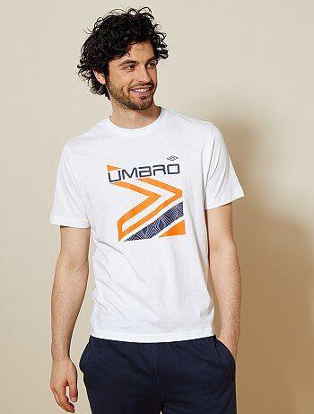 T-shirt de sport en coton 'Umbro' - Kiabi