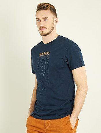 T-shirt regular imprimé +1m90 - Kiabi