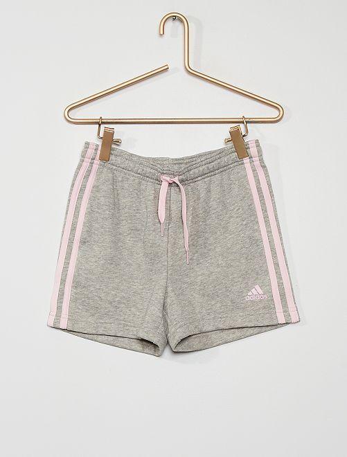 Adidas-short                             GRIJS