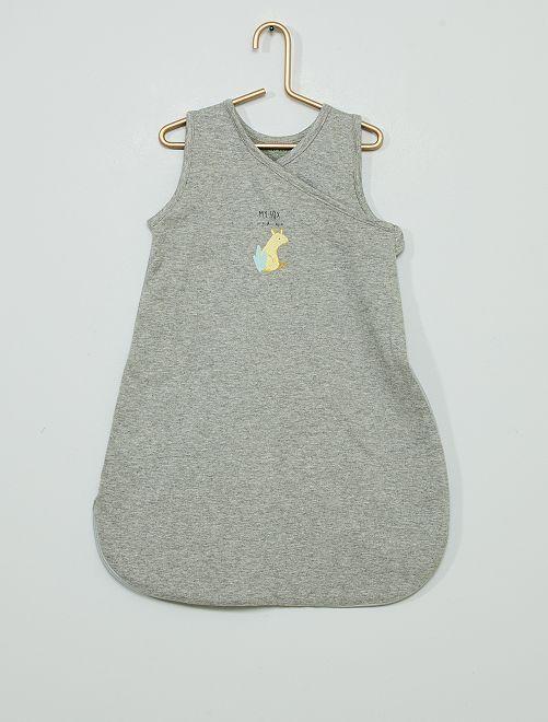Babyslaapzak 'Ecodesign'                                         GRIJS