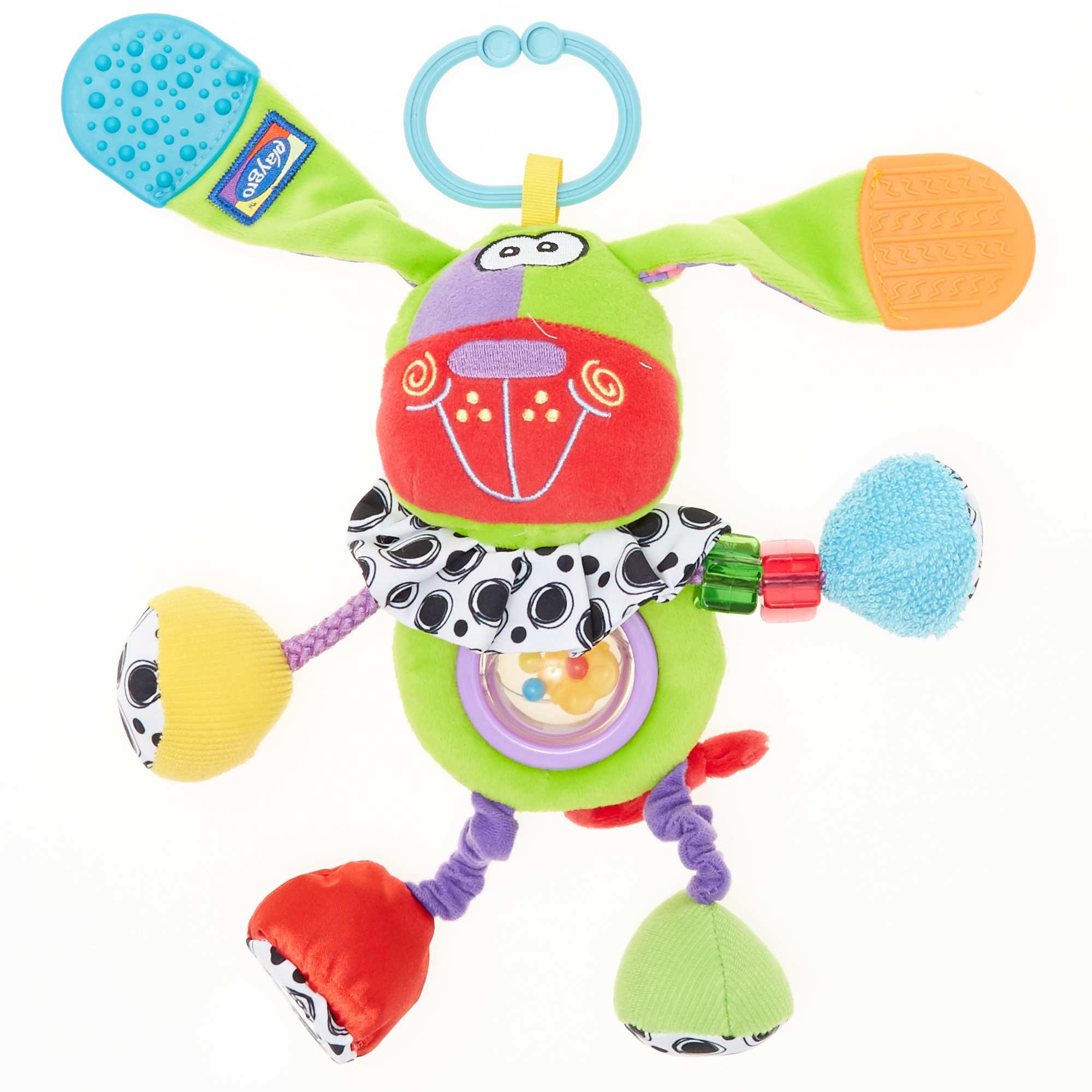 Babyspeelgoed Hond Jongens Babykleding Wit Kiabi 1000