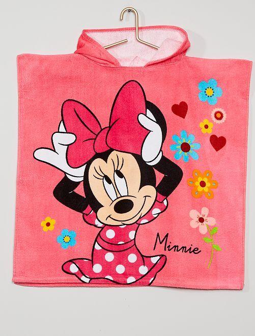 Badcape 'Minnie'                             roze