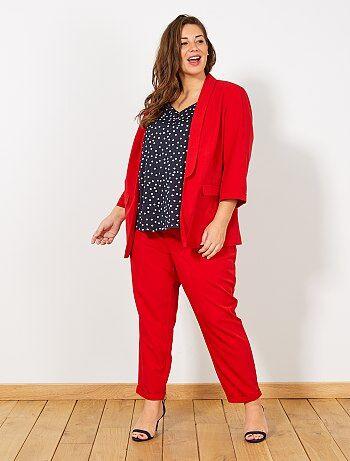 2caf7f23710 Nieuwe collectie elegante mode voor dames met een maatje meer grote ...