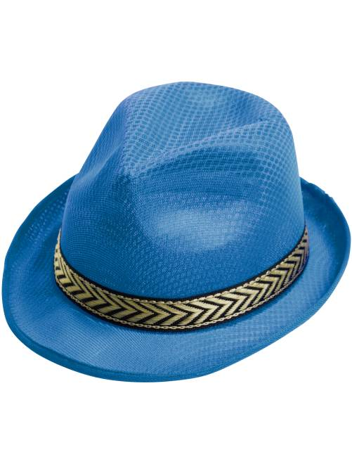 Borsalinohoed                                                                                         blauw