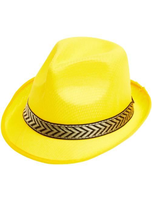 Borsalinohoed                                                                                         geel