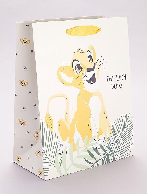 Cadeautasje 'De Leeuwenkoning' 'Disney'                             simba