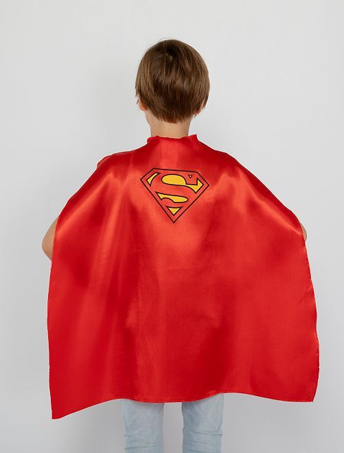 Cape 'Super-Man'                             rood