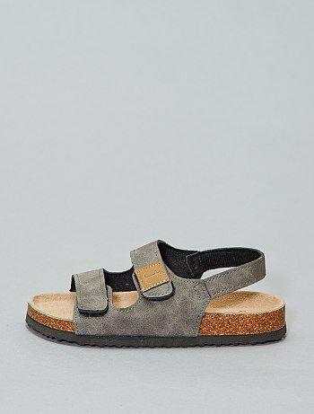 2a5a6f9b30d Jongenskleding 3-12 jaar - Comfortabele sandalen met klittenband - Kiabi