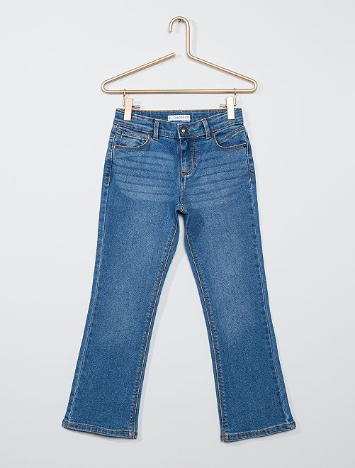 Cropped jeans 'Ecodesign'                                                     BLAUW