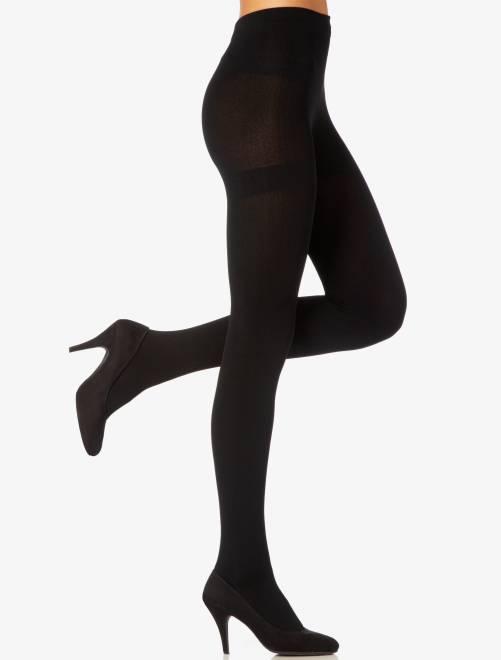 'Dim' fleece maillot                             zwart Lingerie maat s-xxl