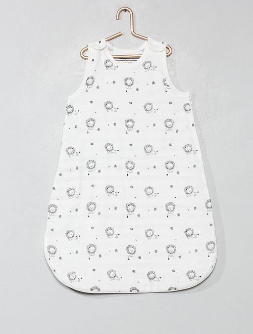 Babykleding Print.Dunne Babyslaapzak Met Print Meisjes Babykleding Kiabi 14 00