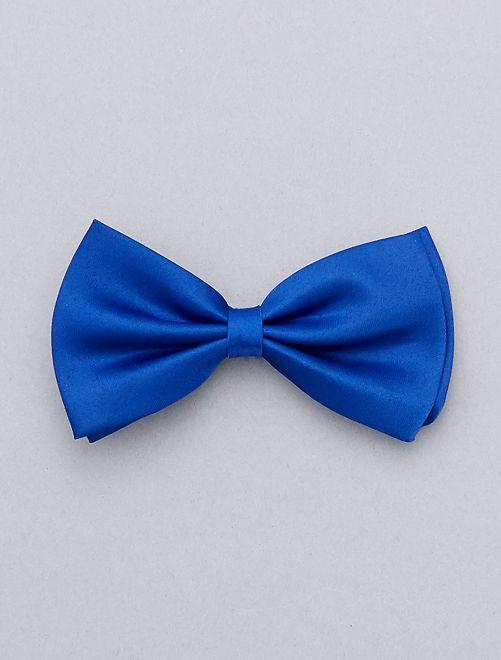Effen vlinderdasje                                                                             blauw Accessoires