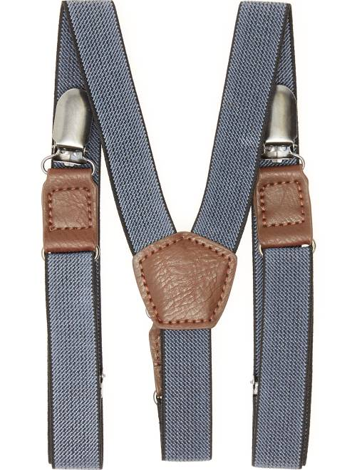 Elastische bretels                             blauw