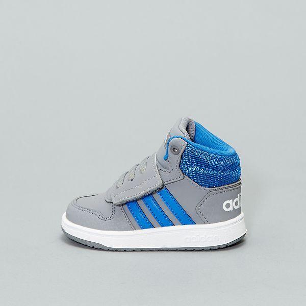 Hoge imitatieleren 'HOOPS MID 2.0' sneakers van 'Adidas'