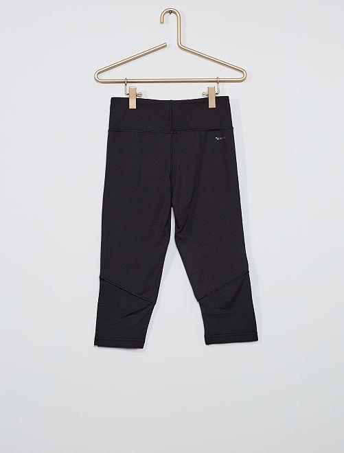 Korte legging 'Adidas'                             ZWART