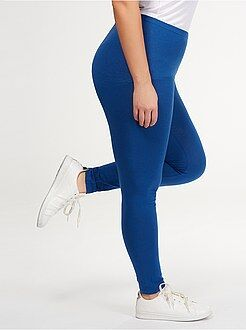 Legging - Lange, katoenen stretch legging
