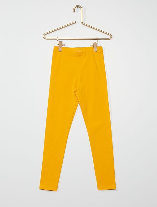 Legging 'Ecodesign'                                                                                                                                         geel