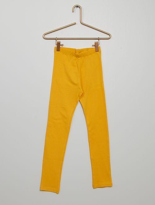 Legging 'Ecodesign'                                                                                                                                         goudgeel