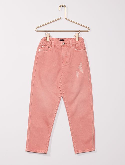 Mom-fit jeans                     ROSE
