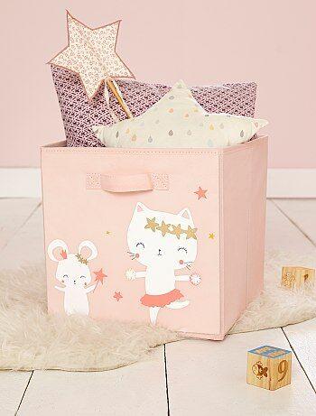 Slaapkamer accessoires Meisjes babykleding   roze   Kiabi