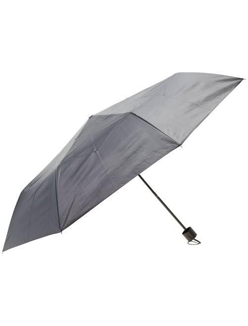 Opvouwbare zwarte paraplu                                                                 zwart