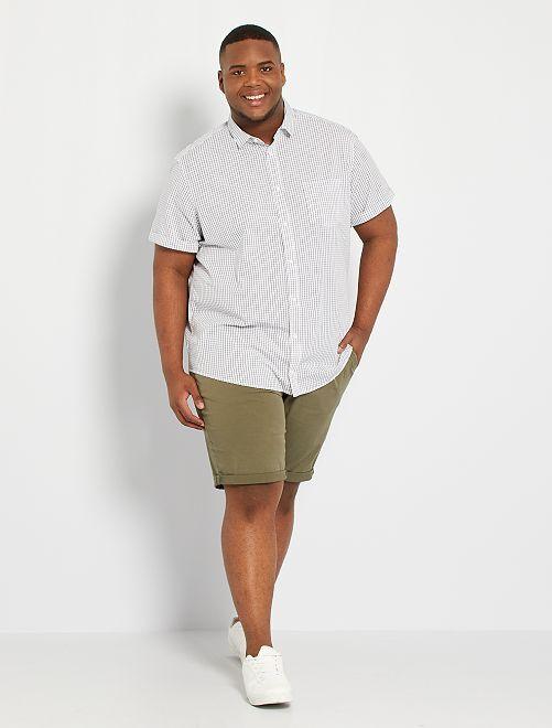Overhemd                                                                                                                             WIT