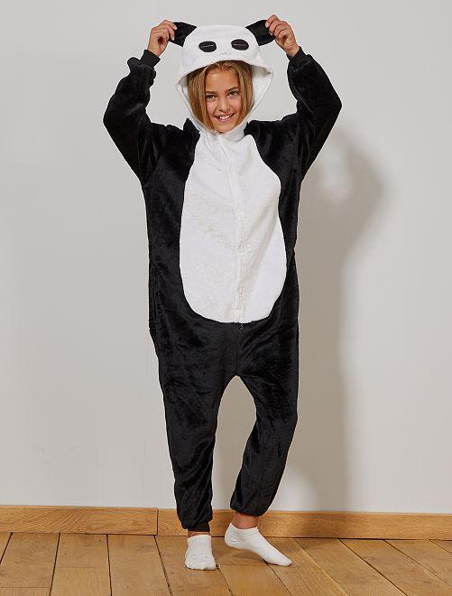 Pandapak                             zwart / wit