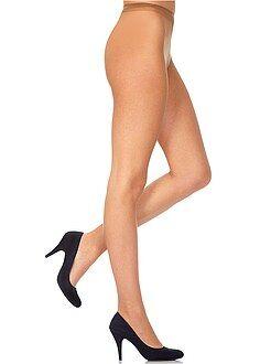 Sokken, panty's - Panty van 'Dim' met zonnige tint