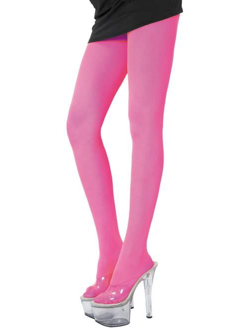Panty's                                                                             roze neon