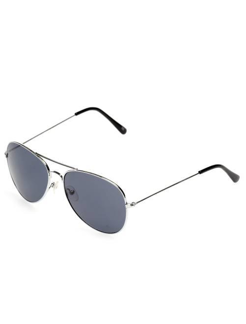 Piloten-zonnebril                             zwart Accessoires