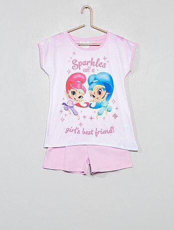 b8c3206d7b2489 Pyjama van 'Shimmer & Shine' - Kiabi