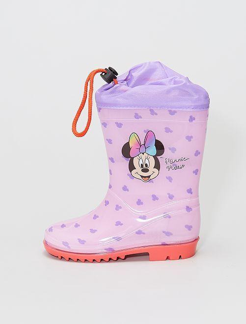 Regenlaarzen 'Minnie' van 'Disney'                             paars