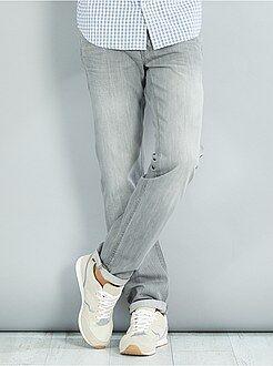 Jeans heren - Regular five-pocket jeans