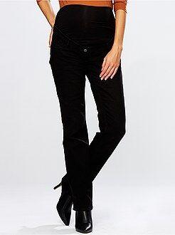 Positiekleding - Regular jeans met broekband