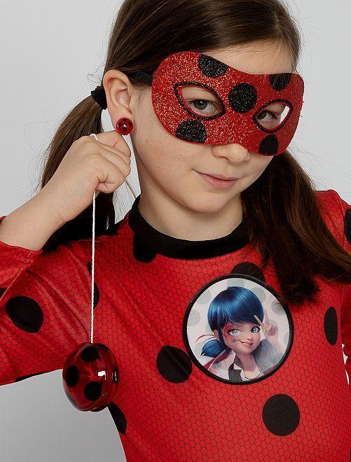 Set 'Ladybug' 'Miraculous'                             rood / zwart