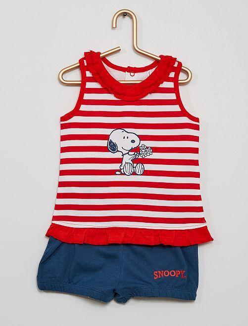 Set 'Snoopy'                             ROOD