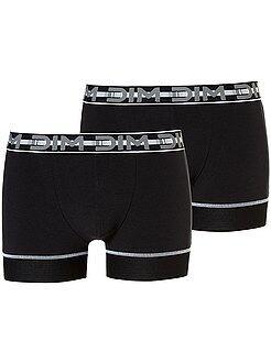 Ondergoed - Set van 2 boxershorts 'DIM 3D Flex Stay and Fit'