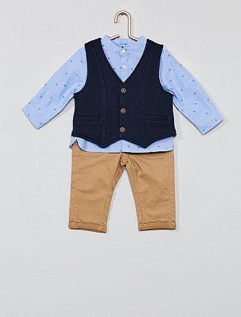 Setjes Babykleding.Goedkoop Setje Jongen Baby Gevarieerde Setjes Mode Kiabi