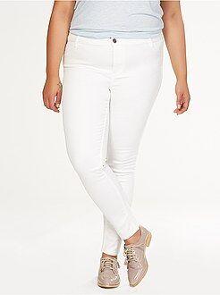 Denim - Skinny 5-pocket jeans