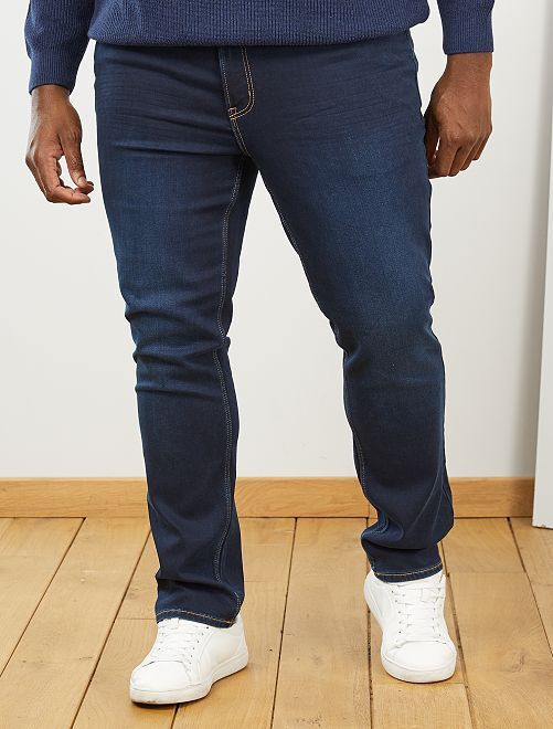 Skinny fitted jeans                                                     BLAUW